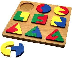 Part Whole Perception Puzzle
