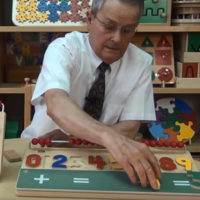 Math Skills Number Puzzle