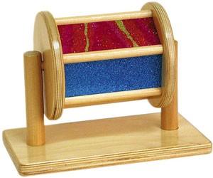 Spin-Around Glitter Drum