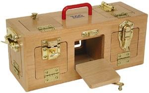 Lock Box Memory Game