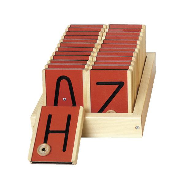 Motor Letters Uppercase