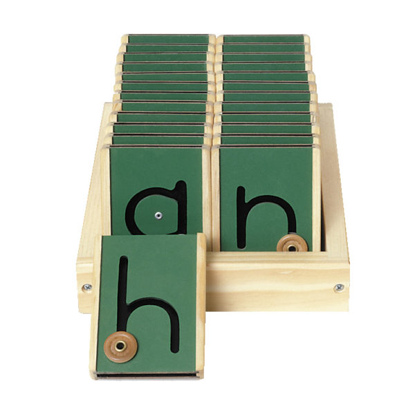 Motor Letters Lowercase
