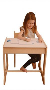 First Desk